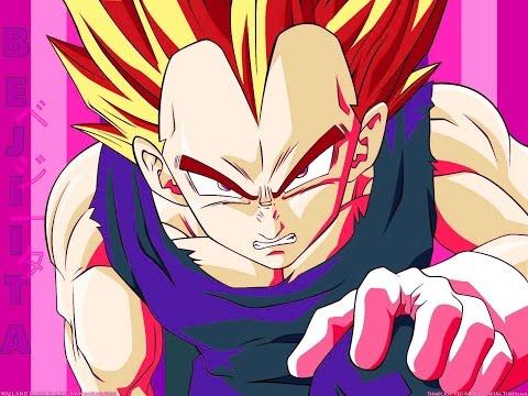 AMV {Tribute} Dragon Ball-Vegeta, Bad Men
