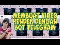 Membuat Pendek Dengan Bot Telegram  How to Make Short Using Telegram Bot