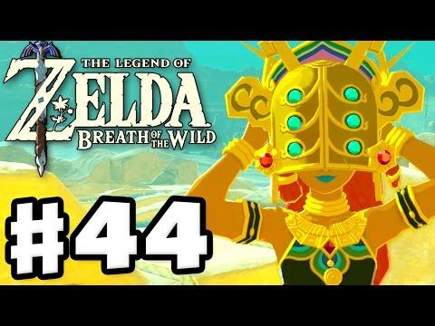 Thunder Helm! Gerudo Quests! - The Legend of Zelda: Breath of the Wild - Gameplay Part 44