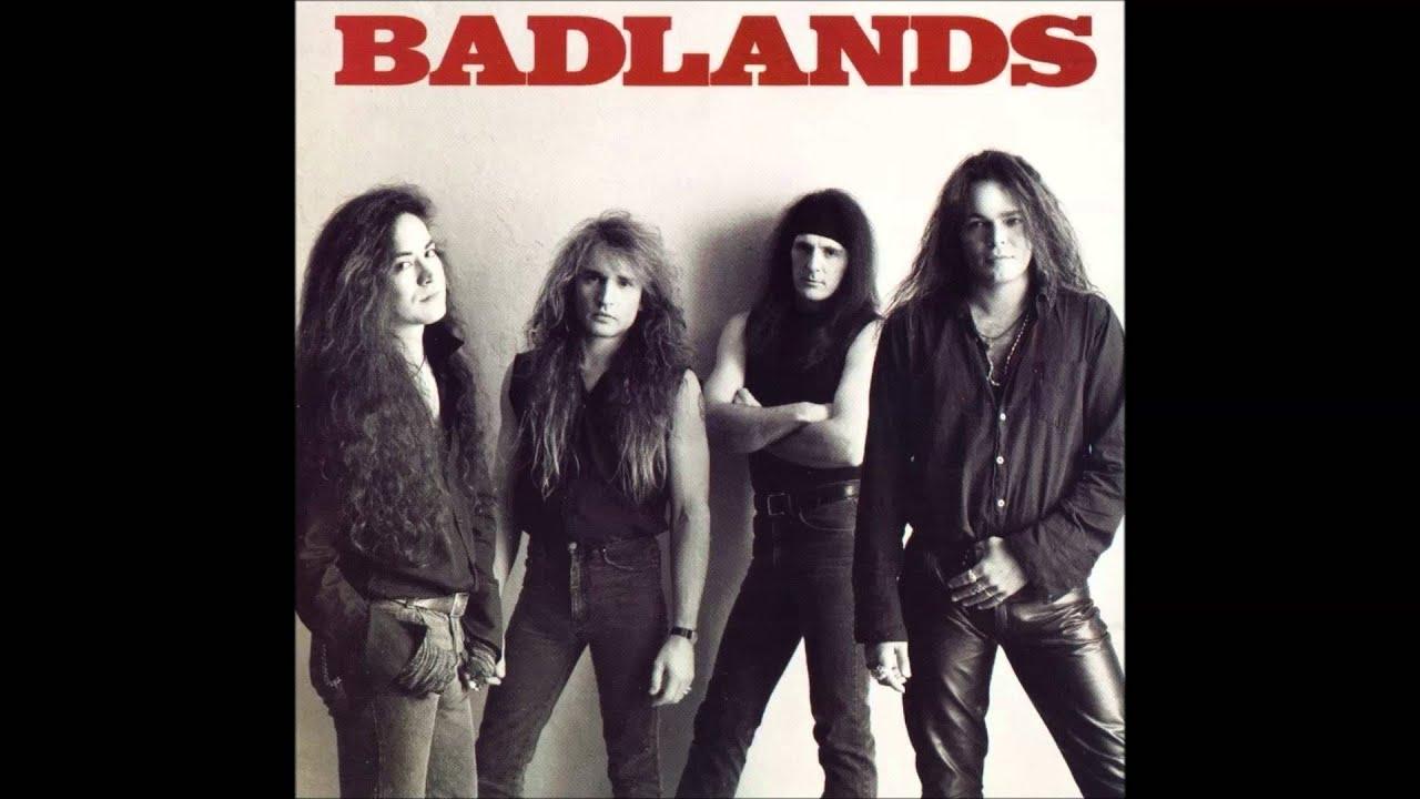 Badlands - Badlands  Full Album  1989