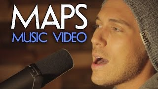 Maps - Maroon 5 - Music Video Cover - RUNAGROUND Version