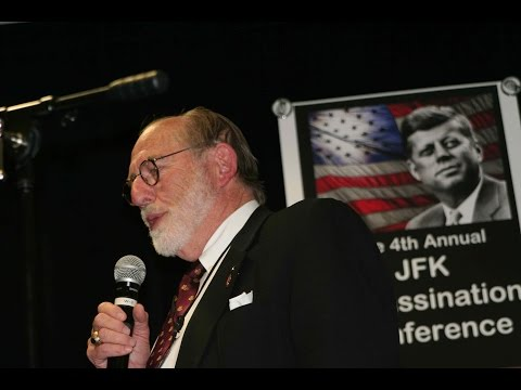 Gordon Ferrie -JFK conference Dallas 2016