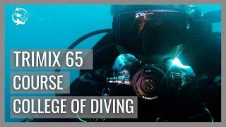Technical Diving Tec TriMix 65 Course