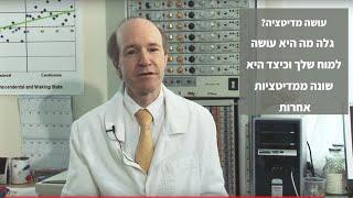 דר טראוויס (חוקר מוח) - ההבדל בין המדיטציות השונות