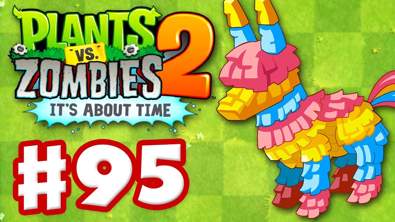 Pinata party plants vs zombies prizes for teens