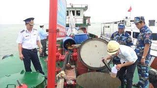Bắt hơn 100.000 lít dầu D.O mua bán dầu trái phép trên biển Vũng Tàu