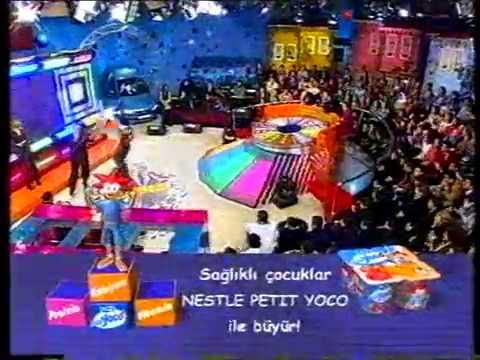 Tarkan & Mehmet Ali Erbil Çarkıfelek Programında ( Tarkan Cem  Pekkol  )