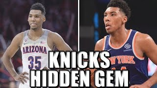 Allonzo Trier is a Hidden Gem for the New York Knicks!