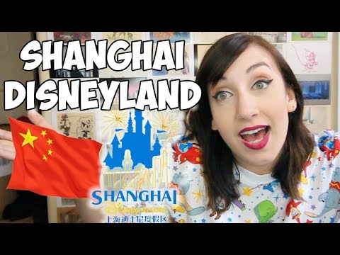 My Opinion on Shanghai Disneyland
