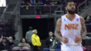 Turnovers Sink NAZ Suns In Loss to Legends