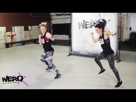 Gone by Afrojack ft Ty Dolla $ign // WERQ Dance Choreography Preview