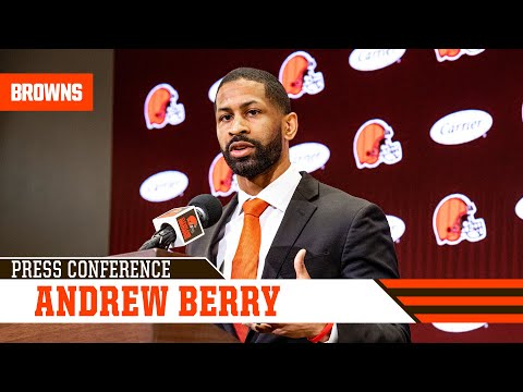 Andrew Berry Post Draft Press Conference | Cleveland Browns