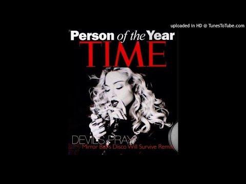 Madonna. Devil Pray (Mirror Ball's Disco Will Survive Remix)