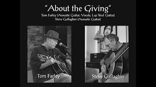 About the Giving by Tom Farley (Renaissance Man EP 2019)