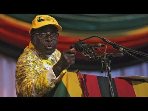 Faces of Africa - Mugabe: The Old Man and the Seat of Power [Part 2]