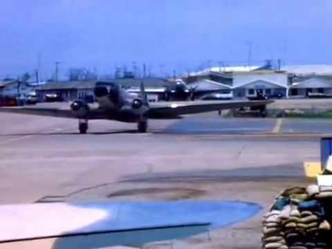 460th TRW EC-47N (360th TEWS) Vietnam 1966-72