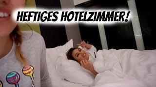 HEFTIGES HOTELZMMER! | 12.04.2017 | AnKat