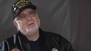 Vietnam War Veteran Ronald Lindhorst Full Interview (Rancho Remembers 2016)