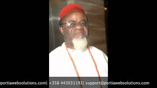 Interview with Dr. Chukwuemeka Ezeife - by Kelechi Oliaku(Igboville Rep in Finland)Part 2 of 2 Thumbnail