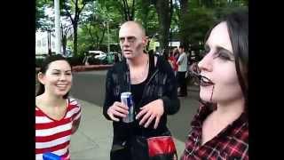 Zombie Walk, Yoyogi Park 2014 - ゾンビウォーク代々木公園2014