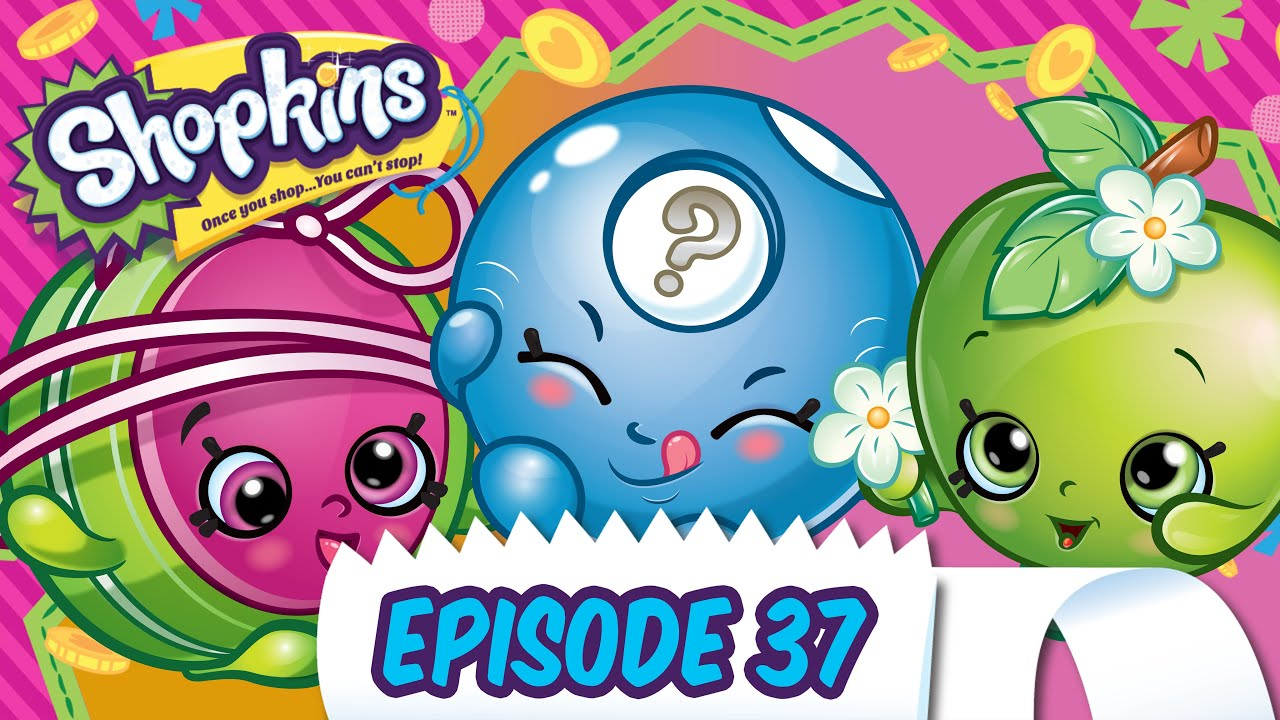 shopkins cartoon episode - photo #2