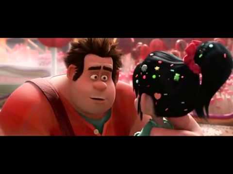 Wreck It Ralph -  When Somebody Loved Me (HD) By Sarah Mclachlan