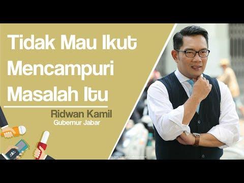 Polemik Pemkot Bekasi dan Pemprov DKI Jakarta, Ridwan Kamil: Lebih Baik Musyawarahkan Mp3