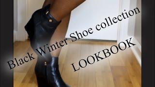 Shoe Addiction #1::::  Black Winter