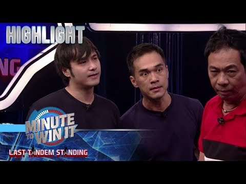 Mark, Kean at Long, ipinamalas ang kanilang award-winning na acting | Minute To Win It