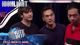 Mark, Kean at Long, ipinamalas ang kanilang award-winning na acting | Minute To Win It