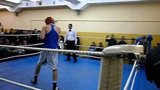 Первенство по боксу в МАИ