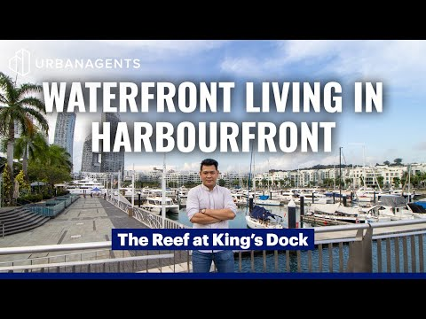 [SIGN UP FOR EARLY PREVIEWS] The Reef at King's Dock | Highly Anticipated Waterfront Project In D4!