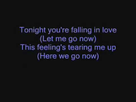 Metro Station - Shake It Lyrics