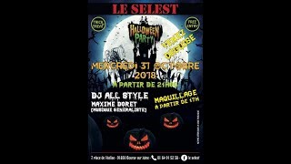 AFTERMOVIE   HALLOWEEN 2K18 - LE SELEST (Bouray sur Juine)