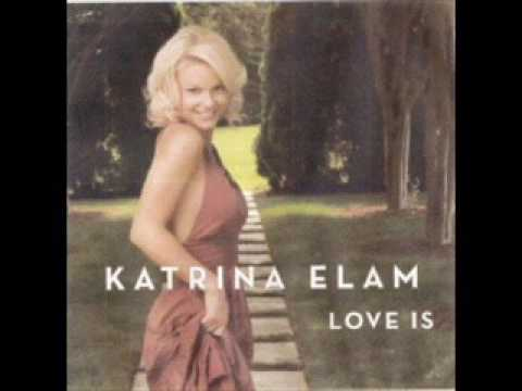 Katrina Elam ~  If Your Love Was A Rock