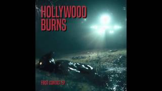 Hollywood Burns Black Saucers