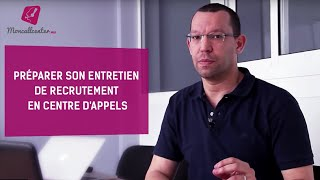 L'entretien de recrutement en centre d'appels au Maroc