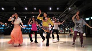 Bollywood Song Practice----Radha(Movie:Student of the Year 2012 ) @ MK Myoga