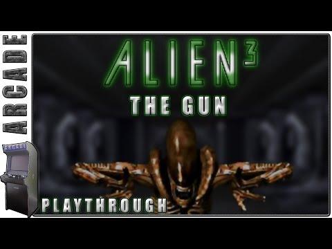 Alien 3 The Gun | Arcade | Longplay / Playthrough