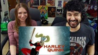 SUICIDE SQUAD: Hell to Pay - TRAILER Debut REACTION!!!