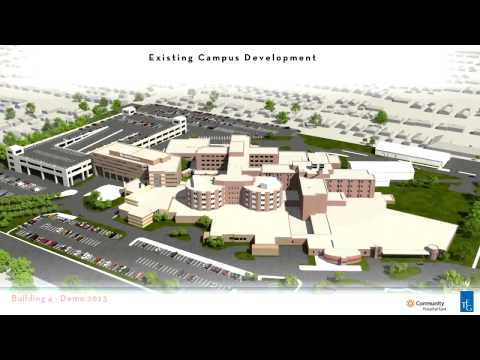Construction Timeline - Community Hospital East