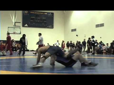 2010 Queens Open: 72 kg Adam Argue vs. ?