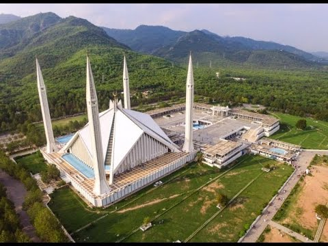 Insane Views of Faisal Mosque - Islamabad #5