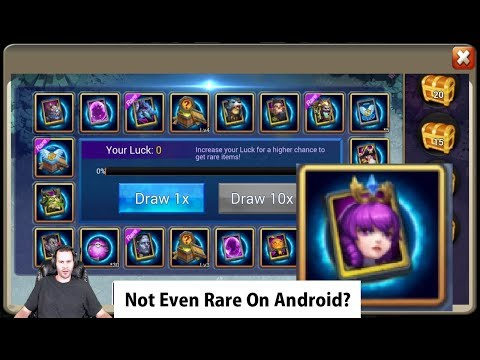 40k Gems For Athene Events For Athene Lucky Prospector Castle Clash