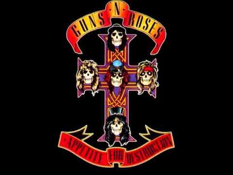Guns N´ Roses - Appetite for Destruction - My Michelle
