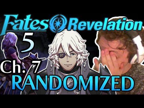 Niles the Bow Jagen. Fire Emblem Fates: Revelation RANDOMIZED Gameplay Walkthrough. Part 5