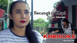 GM Music // JHONNY ISKANDAR - SECANGKIR KOPI  ( Original) (Official Video)