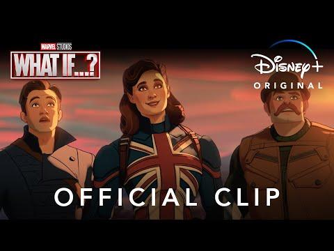 �€�Steve�€� Official Clip   Marvel Studios�€� What If�€�?   Disney+