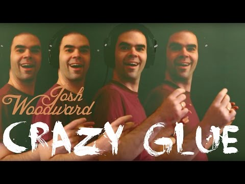 "Josh Woodward: ""Crazy Glue"" (Official Video)"