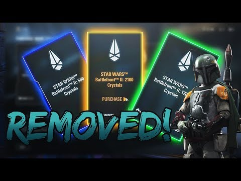 EA Removes Microtransactions From Star Wars Battlefront II | What Will Disney Do?!